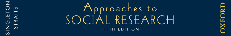 Approaches to social research 5th edition chapter 1 introduction select a chapter fandeluxe Gallery