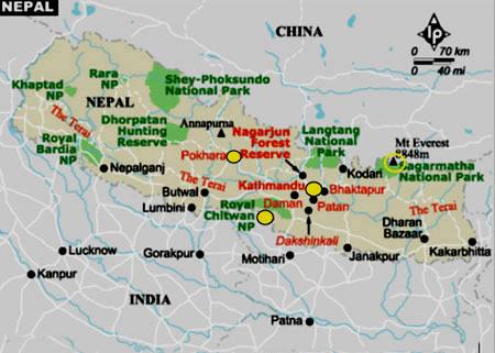 K2 Mountain Map K2 Mountain Map Location Nepal map mountain ranges