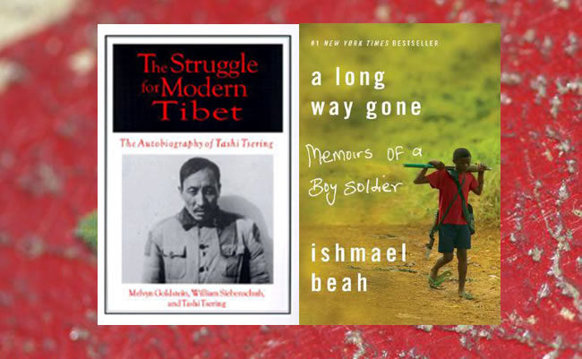 The challenges and obstacles of ishmael beah in a long way gone