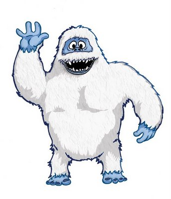 Yeti Clip Art http://college.holycross.edu/projects/himalayan_cultures/2011_plans/shillike/references.html